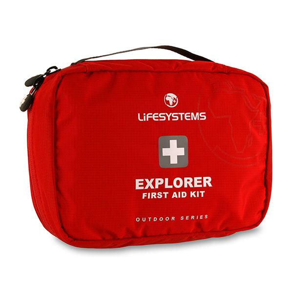 Lifesystems Explorer First Aid Kit