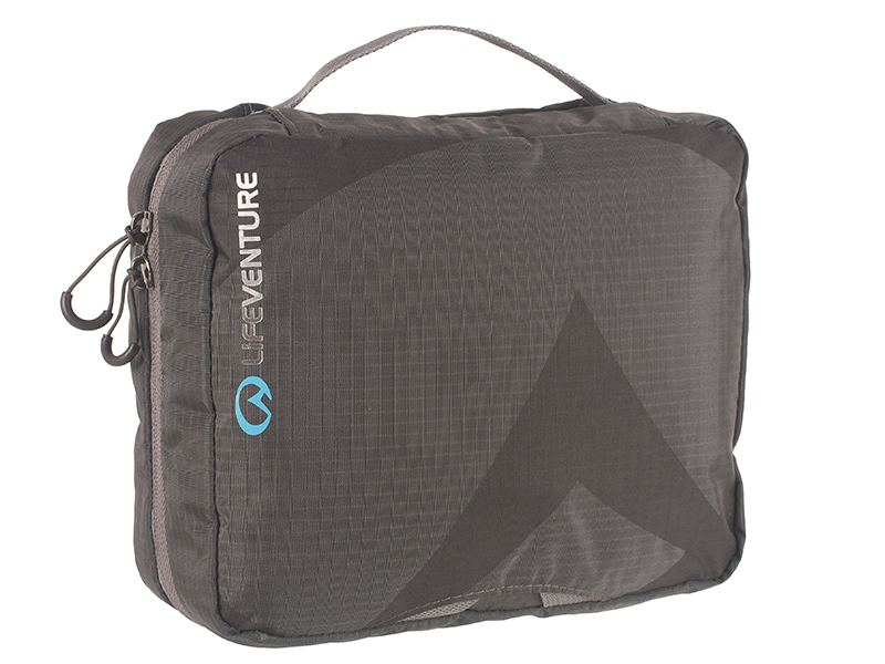 Lifeventure Wash Bag Grey