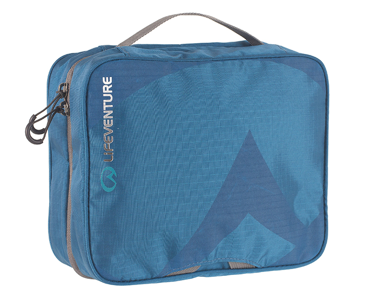 Lifeventure Wash Bag Petrol| Large