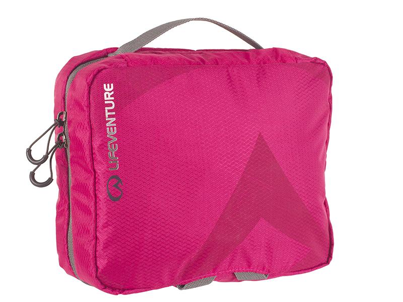 Lifeventure Wash Bag Pink| Large