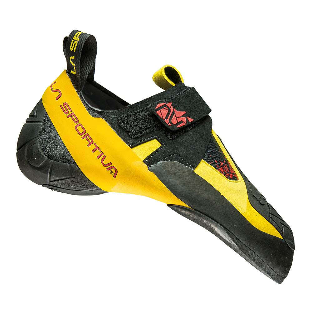 La Sportiva Skwama Black/Yellow 37