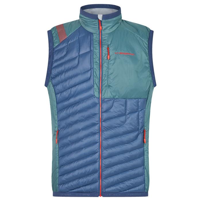 La Sportiva Inversion Primaloft Vest (Opal/Pine) L