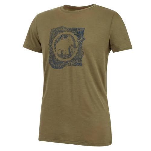 Mammut Alnasca T-Shirt Men olive