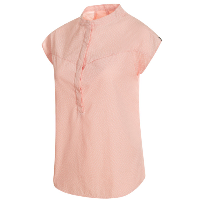 Mammut Calanca Shirt Women candy-bright white