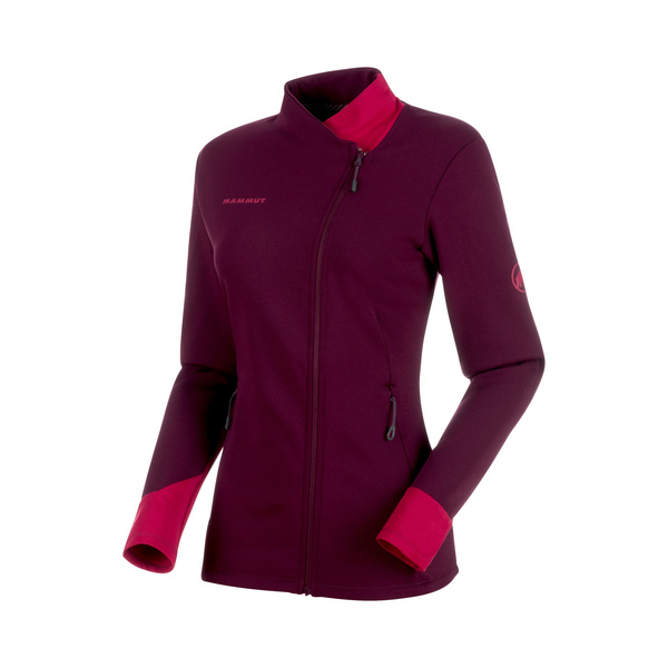 Mammut Cruise ML Jacket Women (grape-beet)