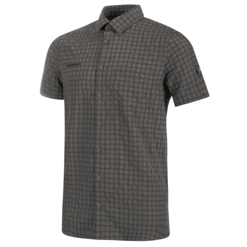 Mammut Lenni Shirt Men titanium