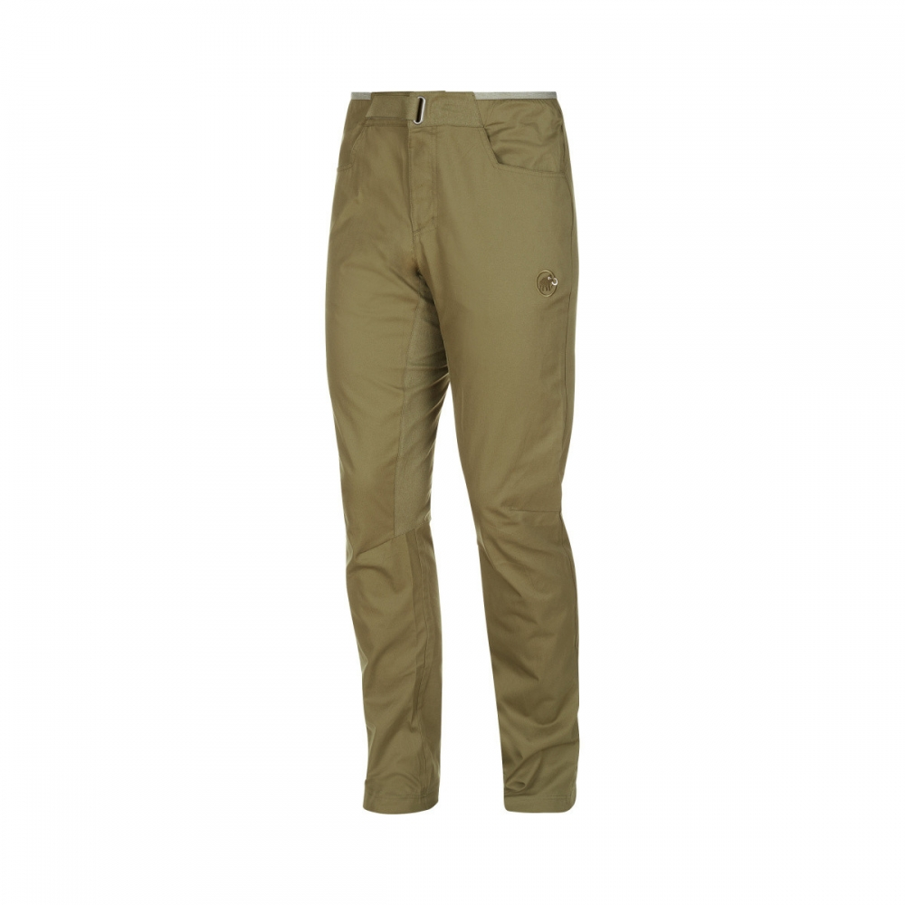 Mammut Massone Pants Men olive