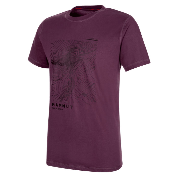 Mammut Massone T-Shirt Men galaxy