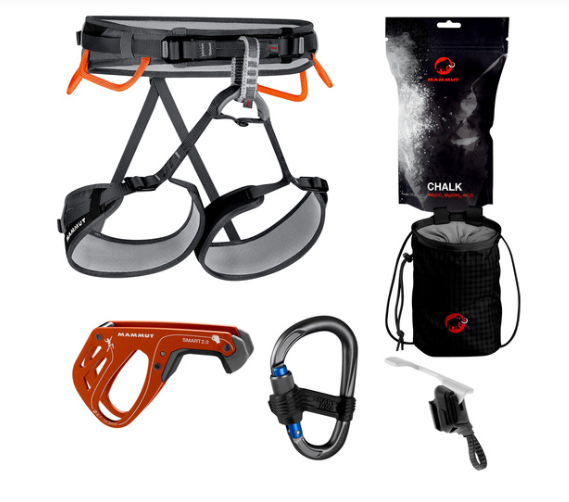 Mammut Ophir 4 Slide Climbing Package NEW