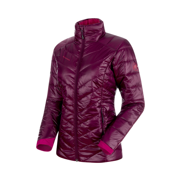Mammut Rime In Jacket Women (grape-beet)| M