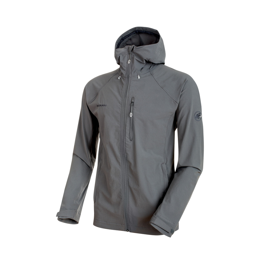 Mammut Runbold Trail SO Hooded Jacket Men