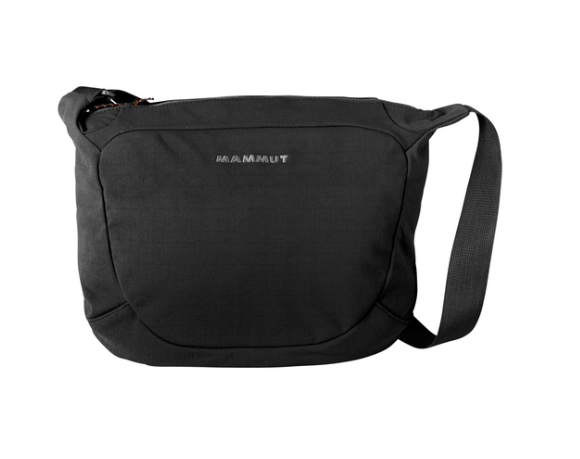 Mammut Shoulder Bag Round (black)