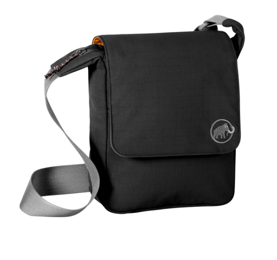 Mammut Shoulder Bag Square (black)