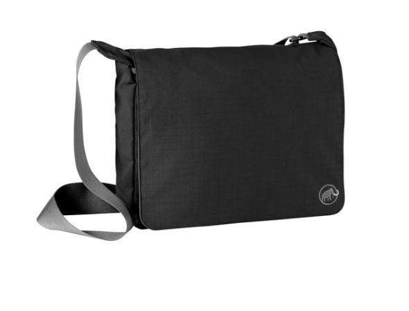 Mammut Shoulder Bag Square black 8L