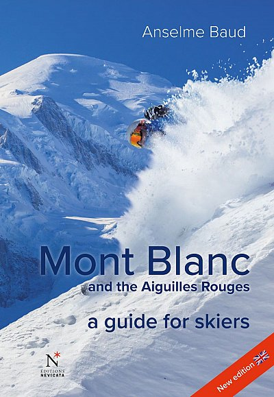 Mont Blanc and the Aiguilles Rouges for skiers
