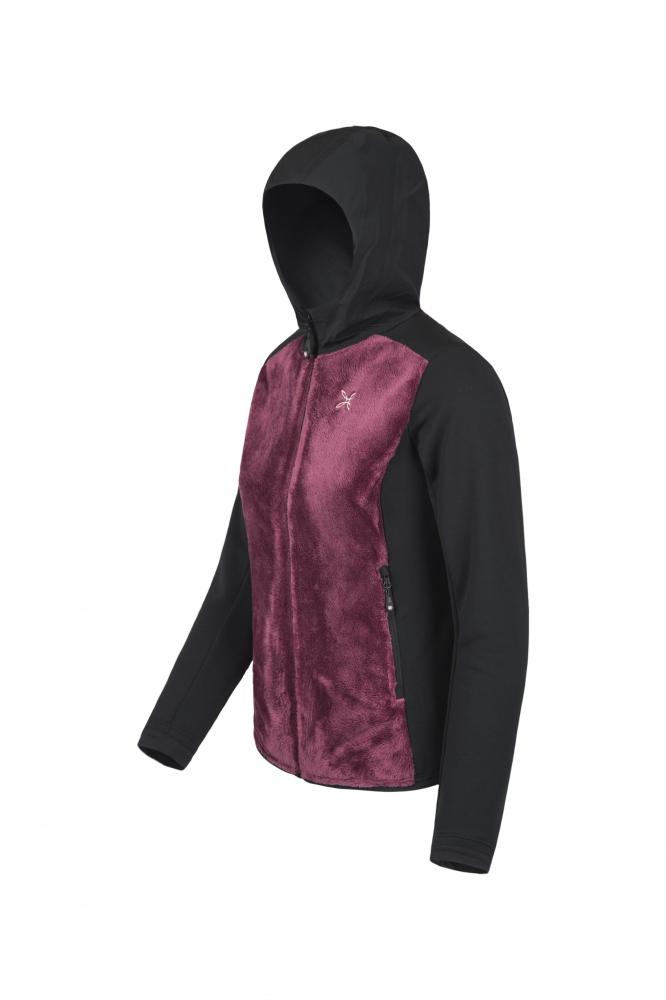 Montura Polar Stretch Hoody Jacket Woman