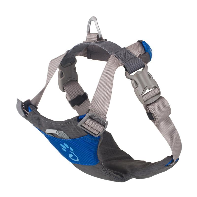 Mountain Paws Dog Harness Modrý