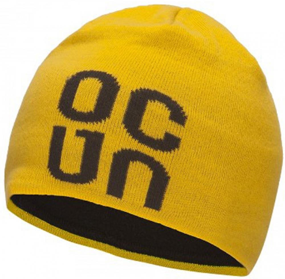 Ocun Logo Hat Yellow