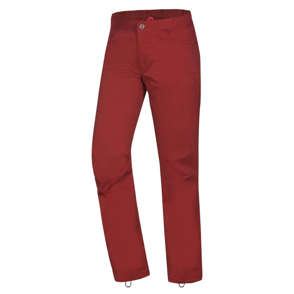 OCUN Drago Pants Men Chili Oil