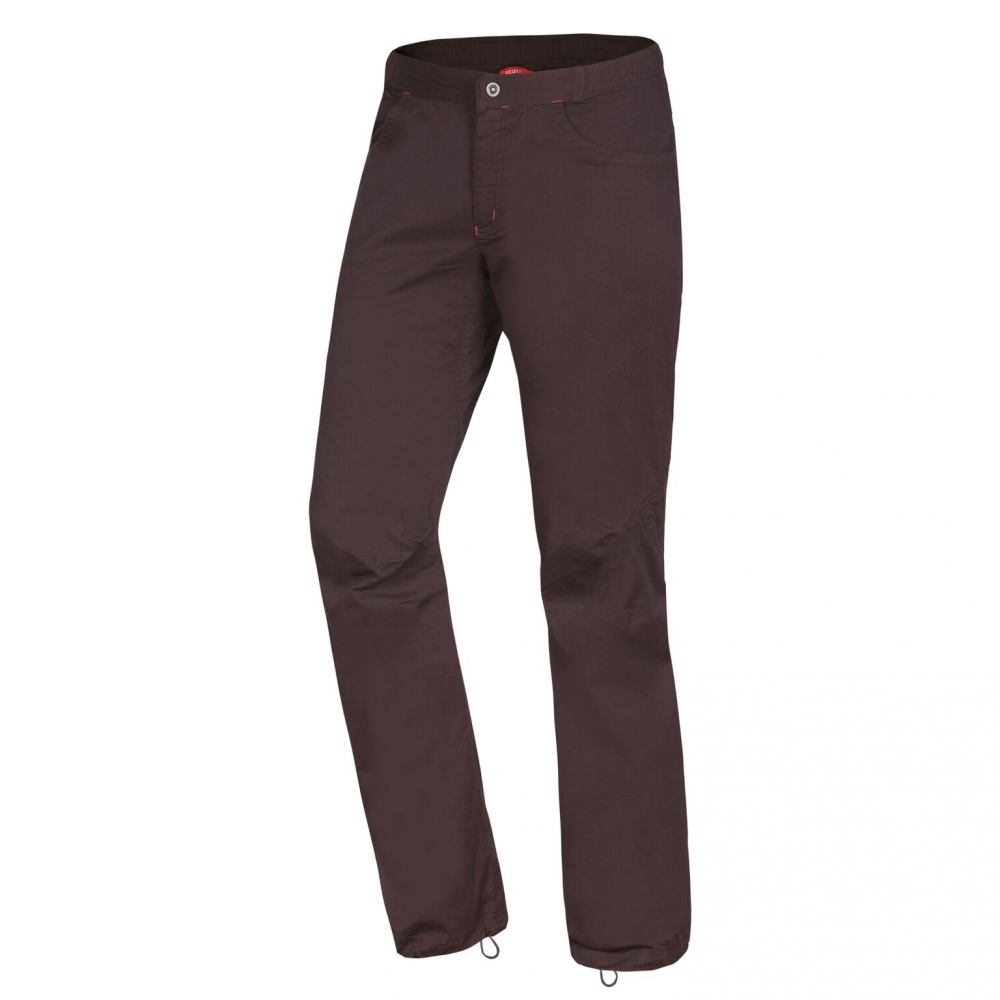 OCUN Drago Pants Men Chocolate