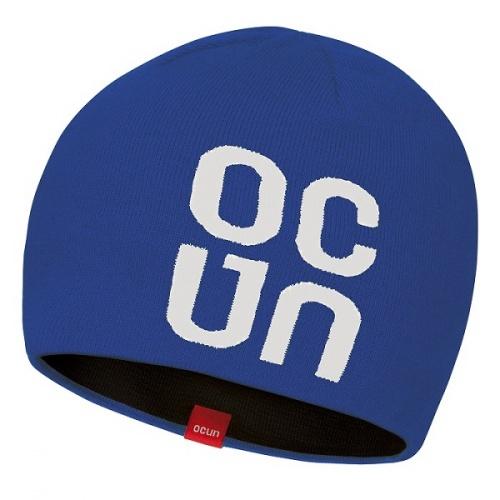 Ocun Logo Hat Blue