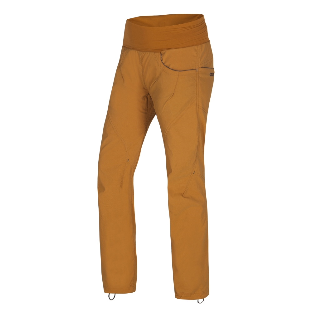 OCUN Noya Pants Women Bishop Brown