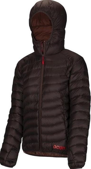 Ocun Tsunami Down Jacket Women dark brown