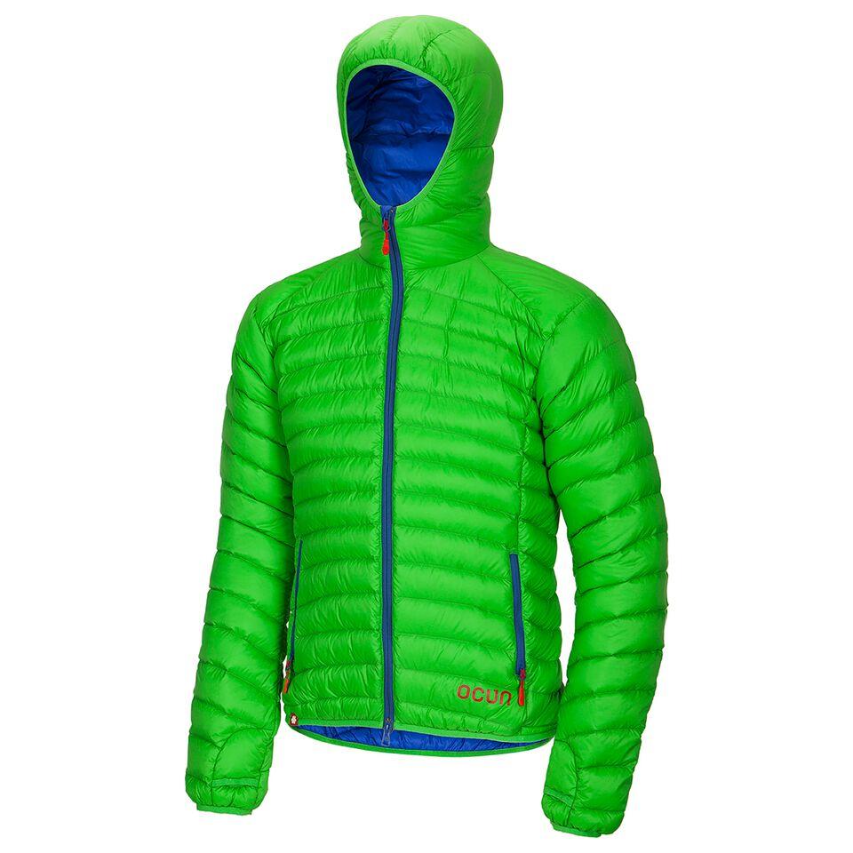 Ocun Tsunami Down Jacket Men green blue