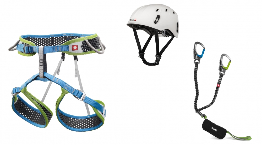 Ocun Via Ferrata WeBee Pail Set 2020