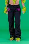 E9 ONDA STORY lezecké kalhoty dámské