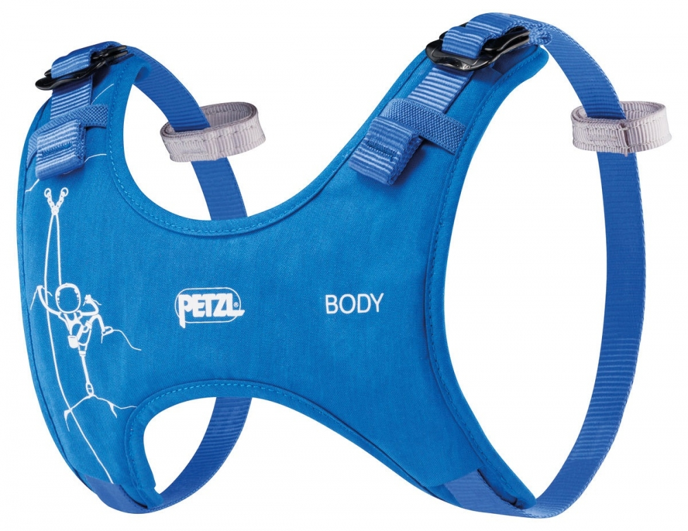Petzl Body Blue