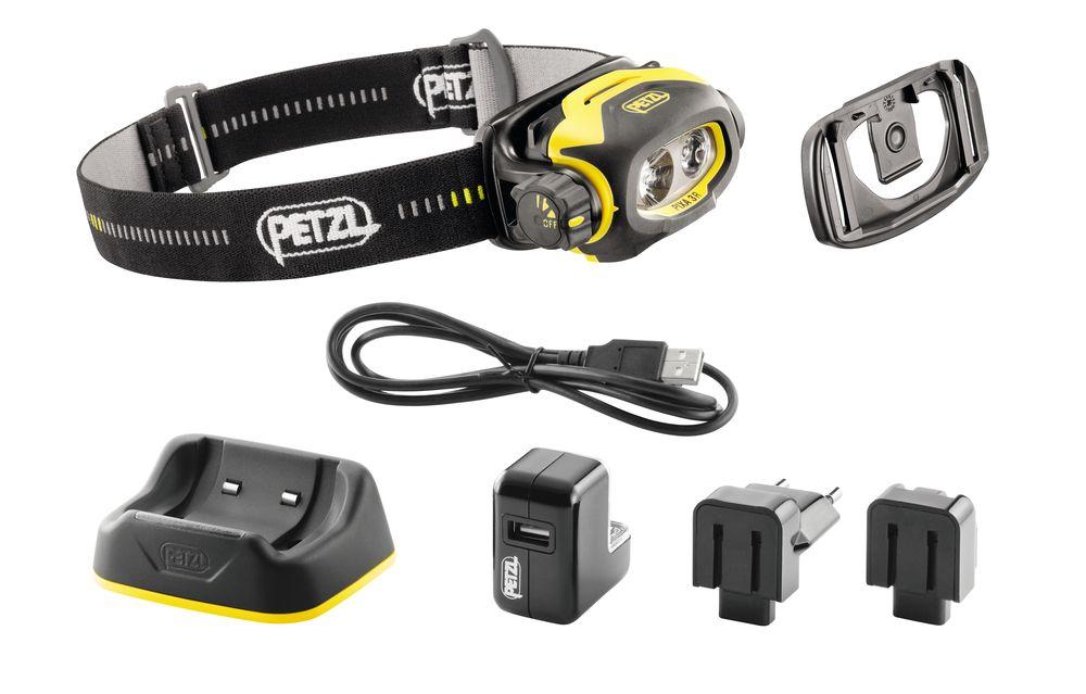Petzl Pixa 3 R s adapterem