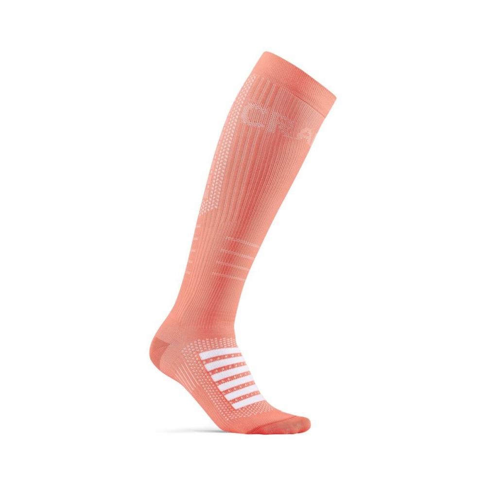 Ponožky CRAFT ADV Dry Compress růžová
