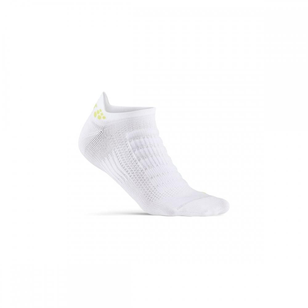 Ponožky CRAFT ADV Dry Shaftles bílá