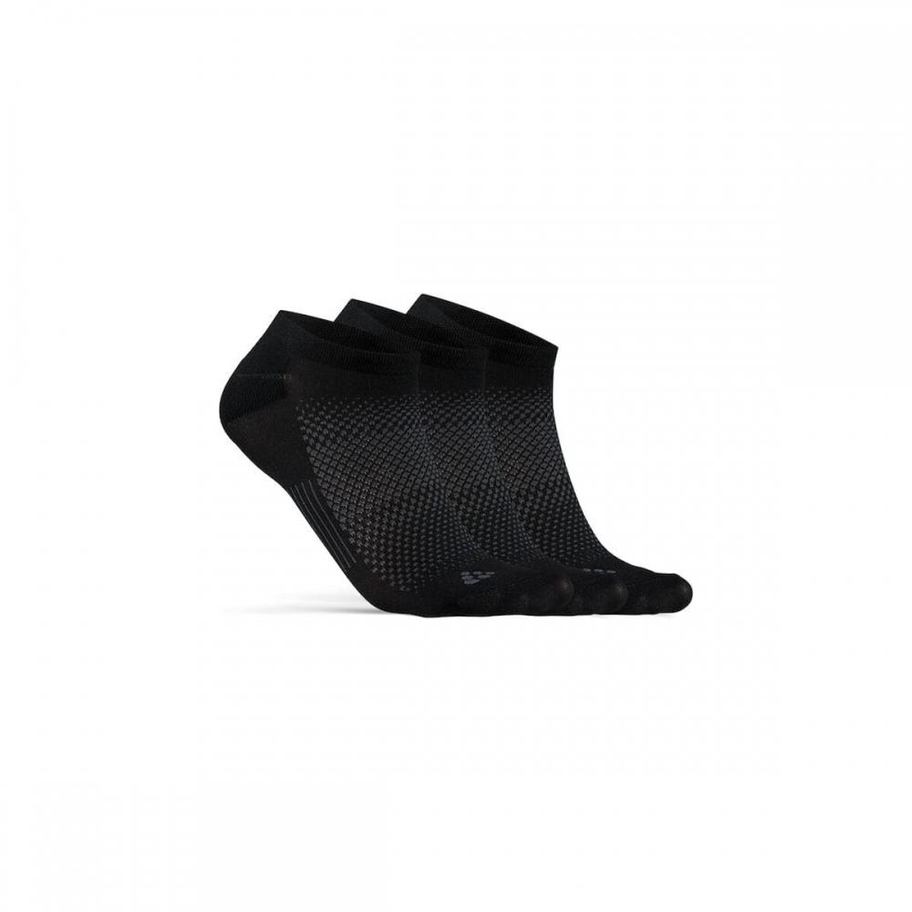 Ponožky CRAFT CORE Dry Footies černá