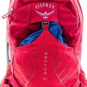 Osprey RAPTOR 10 II wildfire red Image 3