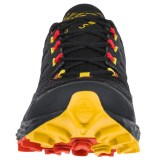 La Sportiva Lycan II Black/Yellow Image 4