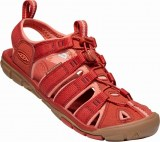 Keen CLEARWATER CNX W dark red/coral Image 0