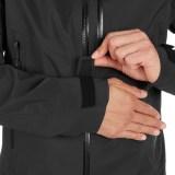 Mammut Kento HS Hooded Jacket Men Black Image 6