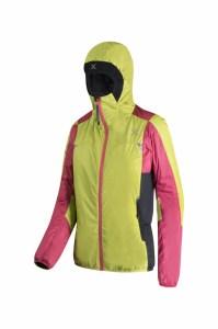 Montura Skisky Women Jacket lime green/sugar pink Image 0