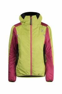 Montura Skisky Women Jacket lime green/sugar pink Image 2