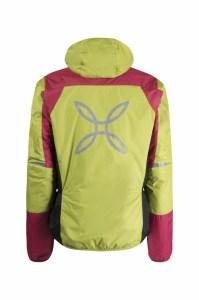 Montura Skisky Women Jacket lime green/sugar pink Image 4