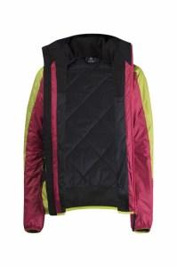 Montura Skisky Women Jacket lime green/sugar pink Image 3