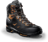 Lowa Camino GTX black/orange Image 0