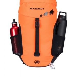 Mammut First Trion 12 Safety Orange-Black Image 3