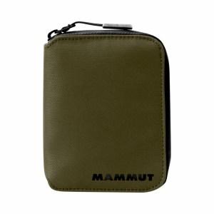 Mammut Seon Zip Wallet Olive Image 0