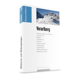 Skitourenführer Vorarlberg Image 0