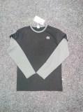 E9 BISSA tričko pánské dlouhý rukáv| barva BLACK/IRON vel. XL Image 0
