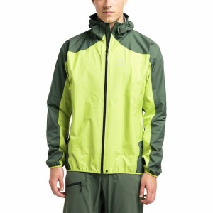 Haglöfs L.I.M Comp Jacket Men Sproute Green Image 2