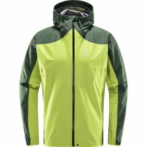 Haglöfs L.I.M Comp Jacket Men Sproute Green Image 0